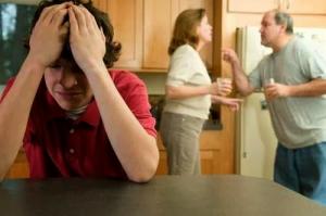 De invloed van scheiding op het gezin en de familie